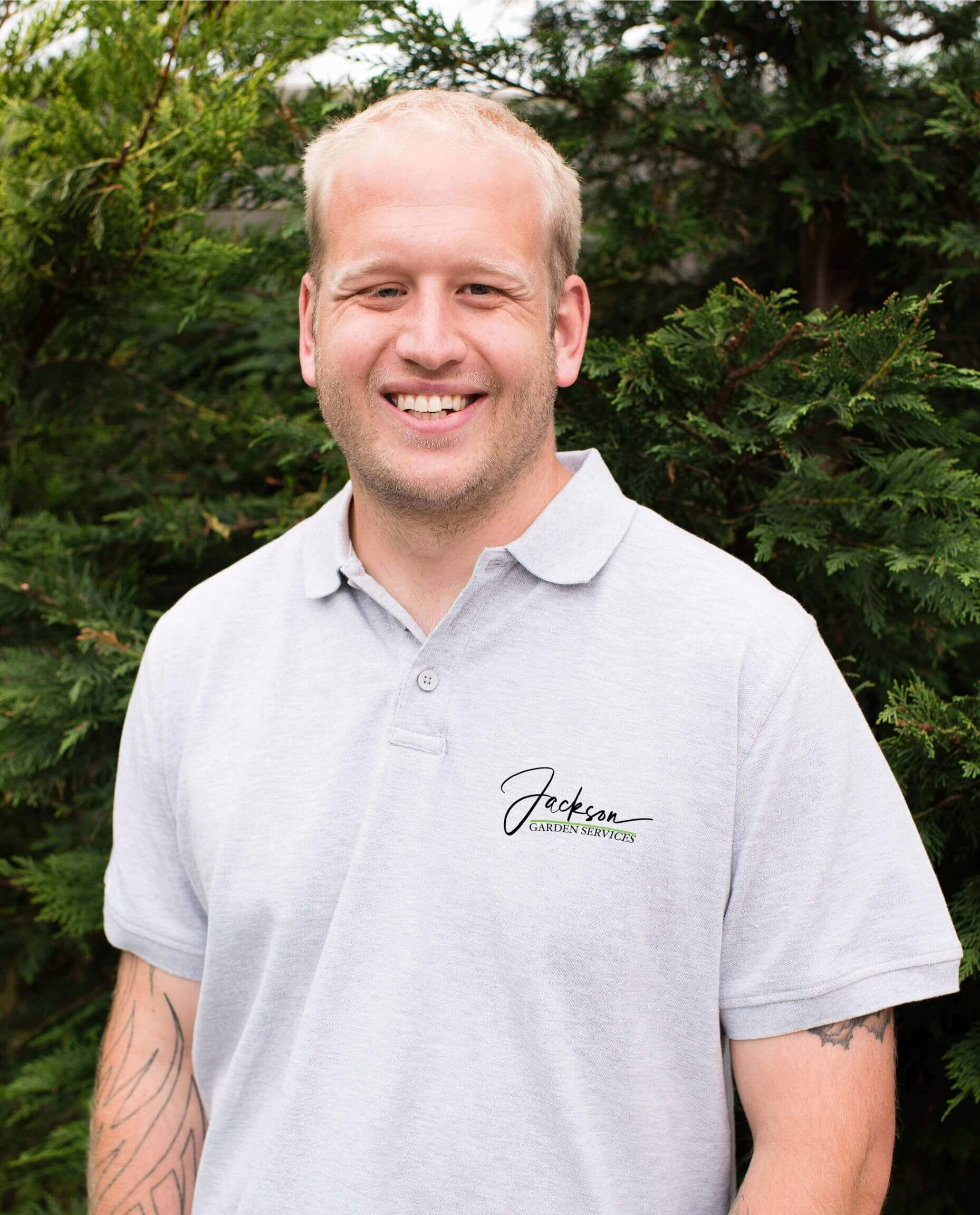 About Us - Shane Jackson, Plymouth Gardener