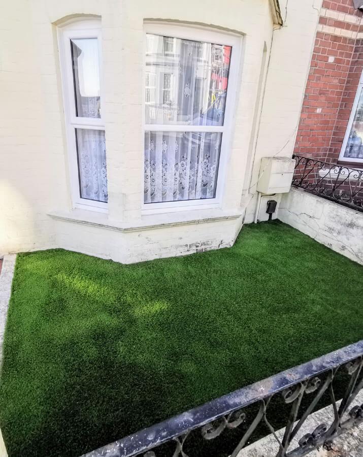 Artificial Grass Installation - Artificial Grass Garden - Jackson Garden Services