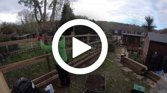 Youtube Video Thumbnail fencing - Jackson Garden Services